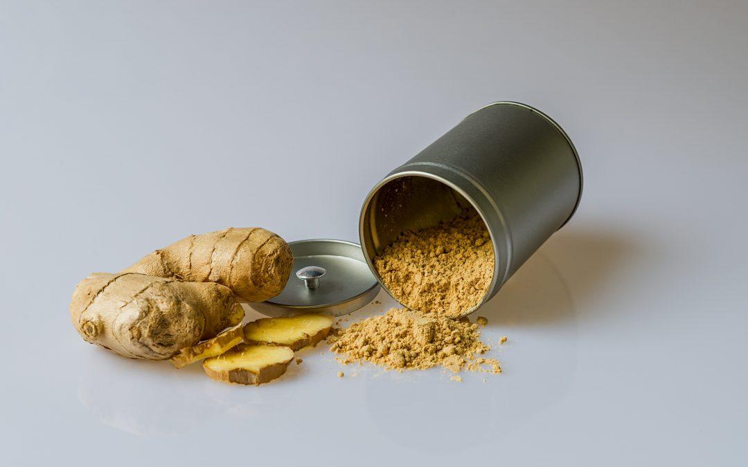 Oli essencial de gingebre i el seu ús per a reforçar el cabell