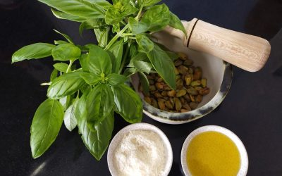 Pesto a la Siciliana